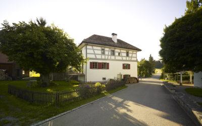 Altes Riegelhaus TG