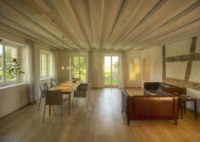 Riegelhaus TG, Schmid Fenster Manufaktur