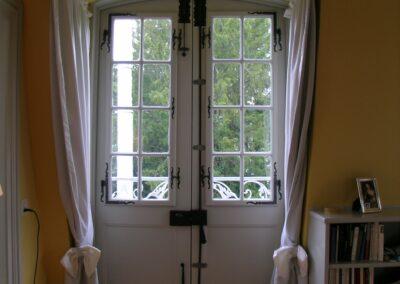 Cagliostro Pavillon, Holzfenster, Schmid Fenster Manufaktur