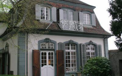 Cagliostro Pavillon in Riehen BL