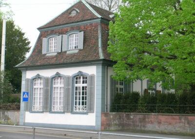 Cagliostro Pavillon Zürich, Schmid Fenster Manufaktur