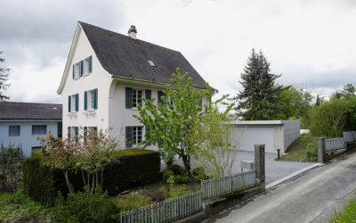 Wohnhaus in Winterthur