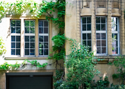 Historisches REFH Balser Quartier