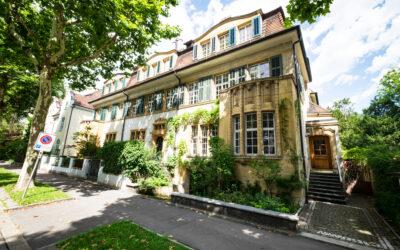 Historisches Reihen Einfamilienhaus in Basel