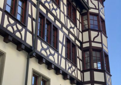 Stadthaus Schauffhausen, Schmid Fenster Manufaktur