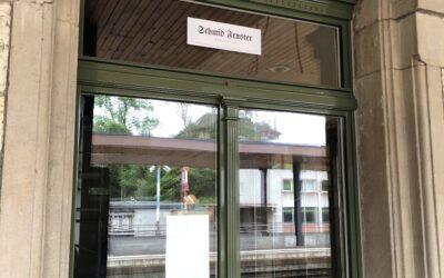 Bahnhof in Bülach