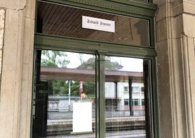Bahnhof Bülach Fenster