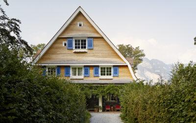 Wohnhaus mit Atelier auf dem Kerenzerberg GL