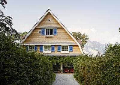 Wohnhaus Kerenzerberg, Schmidfenster Manufaktur