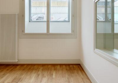 Musikerwohnhaus in Basel, Schmid Fenster Manufaktur