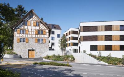 Umbau Wohn und Geschäftshaus in Thalwil ZH