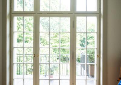 Schmid Fenster Manufaktur, Einfamilienhaus Raumhohe Fenster