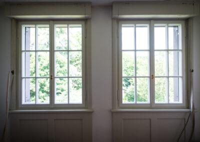 Einfamilienhaus Basel, Schmid Fenster Manufaktur