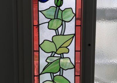Holzfenster, Jugendstilwohnung