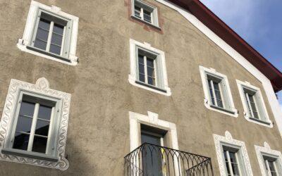 Komplettumbau Wohnhaus in S-Chanf GR
