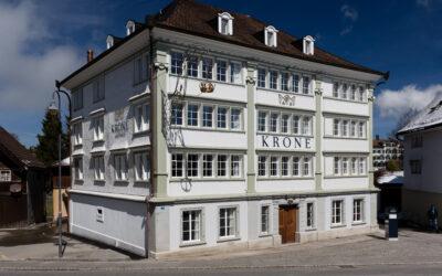 Hotel Krone in Speicher