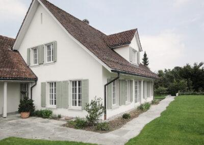 Villa in Wil Fenster