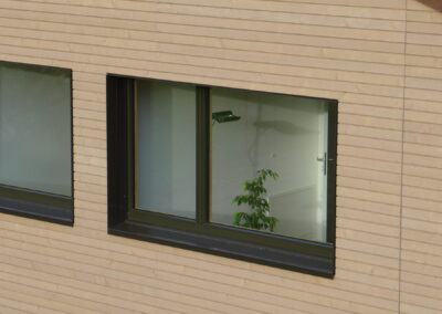 Holz-Metallfenster